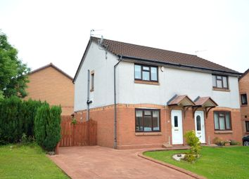 Thumbnail 3 bed semi-detached house for sale in Oronsay Crescent, Old Kilpatrick, Glasgow