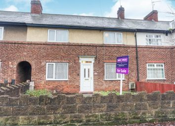 Thumbnail 3 bed town house for sale in Mansfield Crescent, Doncaster
