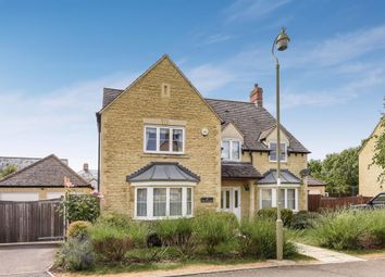 Thumbnail 5 bed detached house for sale in Park View Lane, Carterton