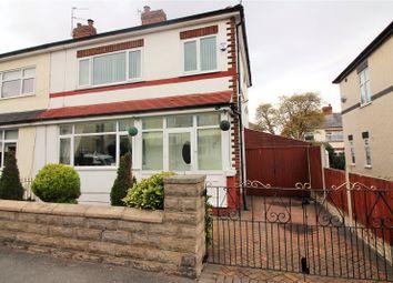 Thumbnail 3 bed semi-detached house for sale in Green Lawn, Birkenhead, Merseyside