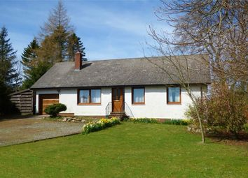 Thumbnail 3 bed detached bungalow for sale in Amulree, Dunkeld, Perth And Kinross