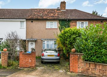 Thumbnail 3 bed terraced house for sale in Lincoln Road, New Malden