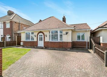 Thumbnail 3 bed detached bungalow for sale in Gloucester Road, Ipswich
