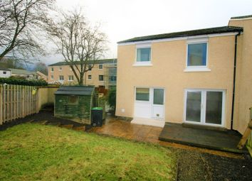 Thumbnail 3 bed end terrace house for sale in Neidpath Court, Tweedbank