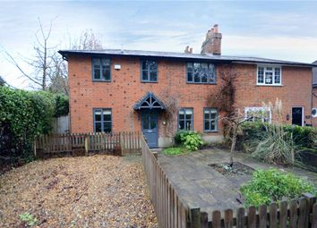 Thumbnail 4 bed semi-detached house for sale in Woodview Cottage, School Road, Windlesham