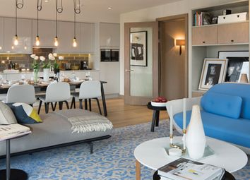 Thumbnail 2 bed flat for sale in Ram Street, The Ram Quarter, Wandsworth, London