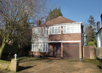 Thumbnail 5 bed detached house for sale in Rathgar Close, Finchley N3,