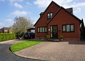 Thumbnail 3 bed detached house for sale in The Willows, Stourport-On-Severn