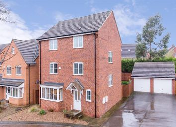 Thumbnail 5 bed detached house for sale in Woodland Drive, Middleton, Leeds