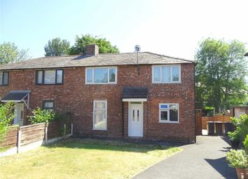 Thumbnail 3 bed semi-detached house to rent in Bannerman Avenue, Prestwich, Prestwich Manchester
