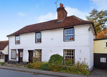 Thumbnail 3 bed cottage for sale in The Street, Chelmsford, Essex