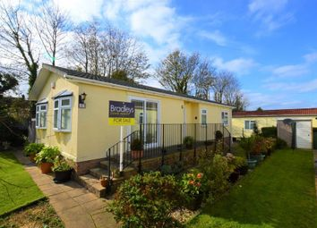 Thumbnail 2 bedroom detached bungalow for sale in Rosewarne Park, Higher Enys Road, Camborne, Cornwall