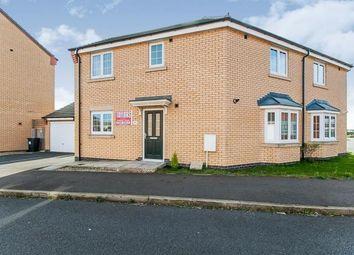 3 bed semi-detached house for sale in Jupiter Avenue, Cardea, Peterborough, Cambridgeshire PE2