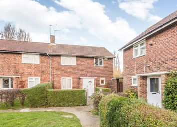 Thumbnail 3 bed semi-detached house for sale in Bushey Close, Welwyn Garden City