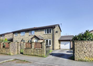 Thumbnail 3 bed semi-detached house for sale in Sale Street, Littleborough