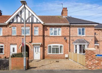 Thumbnail 3 bed terraced house for sale in Galway Road, Bircotes, Doncaster