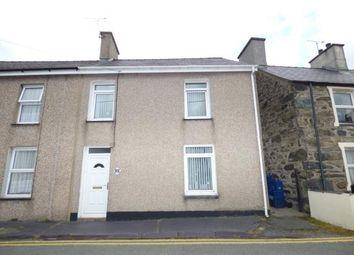 Thumbnail 3 bed end terrace house for sale in Carneddi Road, Carneddi, Bethesda, Bangor