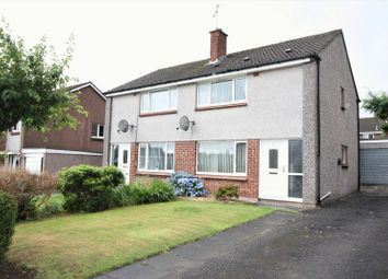 Thumbnail 2 bed semi-detached house for sale in Harviestoun Grove, Tillicoultry