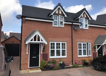 2 bed semi-detached house for sale in Glebe Road, Boughton, Kingsthorpe, Northampton NN2