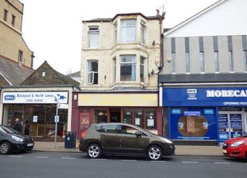 Thumbnail Retail premises for sale in Regent Road, Morecambe