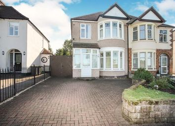 Thumbnail 3 bed semi-detached house for sale in Newland Lane, Ash Green, Coventry, West Midlands