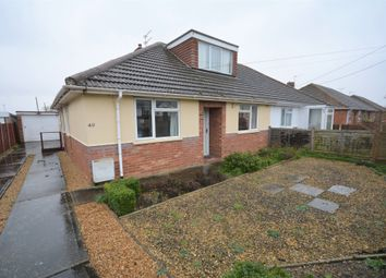 Thumbnail 3 bed semi-detached bungalow for sale in Highland Way, Lowestoft, Suffolk
