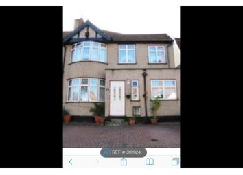 Thumbnail 4 bed end terrace house to rent in Somervell Road, Harrow