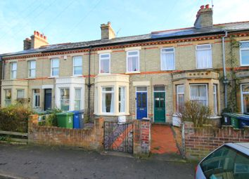 Thumbnail 3 bed terraced house to rent in Oxford Road, Cambridge