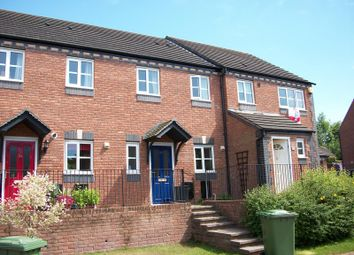 Thumbnail 2 bed terraced house to rent in 52 Browning Road, Ledbury, Herefordshire
