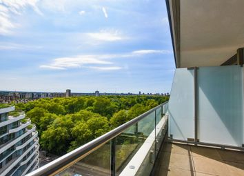 Thumbnail 3 bed flat for sale in Cascade Court, Vista, Chelsea Bridge