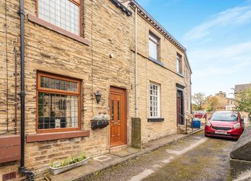 Thumbnail 1 bed terraced house for sale in Roundwell Road, Liversedge
