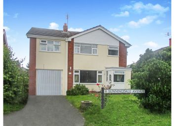 Thumbnail 3 bed detached house for sale in Sunningdale Avenue, Colwyn Heights