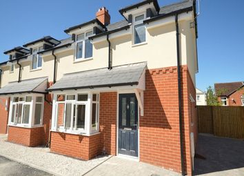 Thumbnail 3 bed semi-detached house to rent in Brinklow Close, Andover
