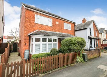 3 bed semi-detached house for sale in Somerset Road, Farnborough, Hampshire GU14