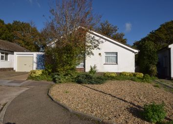 Thumbnail 2 bed detached bungalow for sale in Montfort Road, Westham