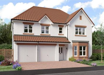 "Thumbnail 5 bed detached house for sale in ""Buttermore"" at Dirleton, North Berwick"
