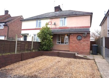 Thumbnail 3 bedroom semi-detached house for sale in Rollesby Road, Fleggburgh, Great Yarmouth
