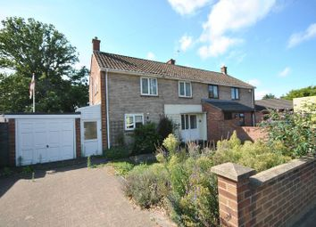 Thumbnail 3 bed semi-detached house for sale in Mousehold Lane, Sprowston, Norwich