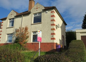 Thumbnail 2 bed semi-detached house for sale in Nith Street, Riddrie, Glasgow
