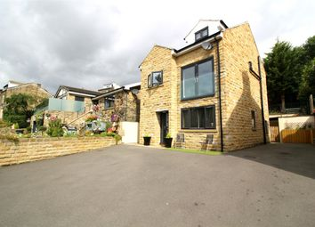 Thumbnail 3 bed town house for sale in Briscoe Lane, Greetland, Halifax