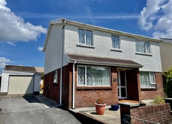 Thumbnail 4 bed detached house for sale in Lon Ger Y Coed, Ammanford