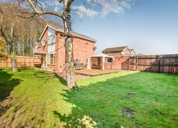 Thumbnail 3 bedroom detached house for sale in Woodlands Drive, Thetford
