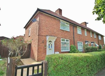 Thumbnail 3 bedroom end terrace house for sale in St Helier Avenue, Morden