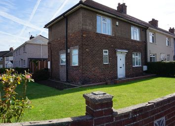 Thumbnail 3 bed end terrace house for sale in Grange Road, Woodlands, Doncaster