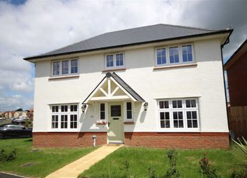 Thumbnail 4 bed detached house for sale in Biddestone Avenue, Badbury Park, Coate