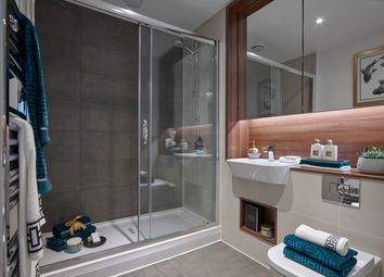 Thumbnail 2 bed end terrace house for sale in The Village Square, West Parkside, London