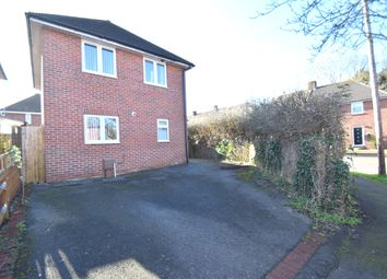 3 bed detached house for sale in Alexander Grove, Fareham PO16