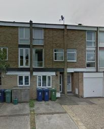 1 bed terraced house to rent in Harefields, Cutteslowe OX2
