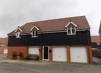 Thumbnail 2 bed semi-detached house for sale in Egdon Close, Swindon