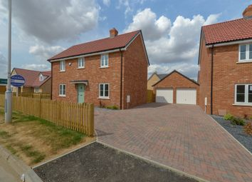 Thumbnail 4 bed detached house for sale in Taylors Road, Stotfold, Hitchin